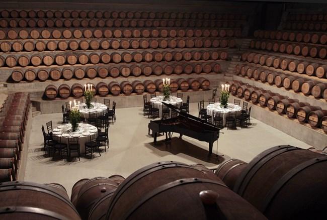 """Избата """"Рока ди Фрасинело"""" в Гаворано, Тоскана, е проектирана от световноизвестния архитект Ренцо Пиано."""