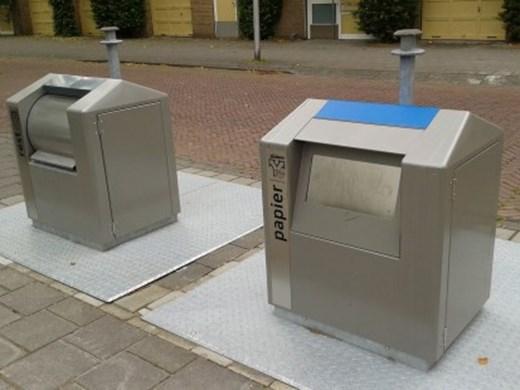 Слагат подземни контейнери за боклук във Варна