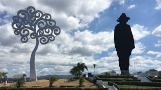 Никарагуа - дървото на живота и портата към ада (галерия)