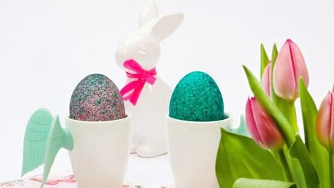 В Швеция великденските яйца са картонени, във Франция ги заменят със звънчета