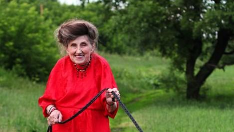 10 нестандартни руски баби (галерия +видео)