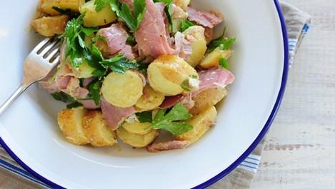 Нестандартни идеи за картофена салата