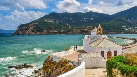 Скиатос и Скопелос: Мамма миа, ама Гърция не е само Халкидики (галерия)