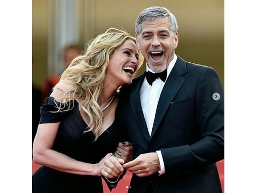 Джордж Клуни и Джулия Робъртс отново се събират на големия екран