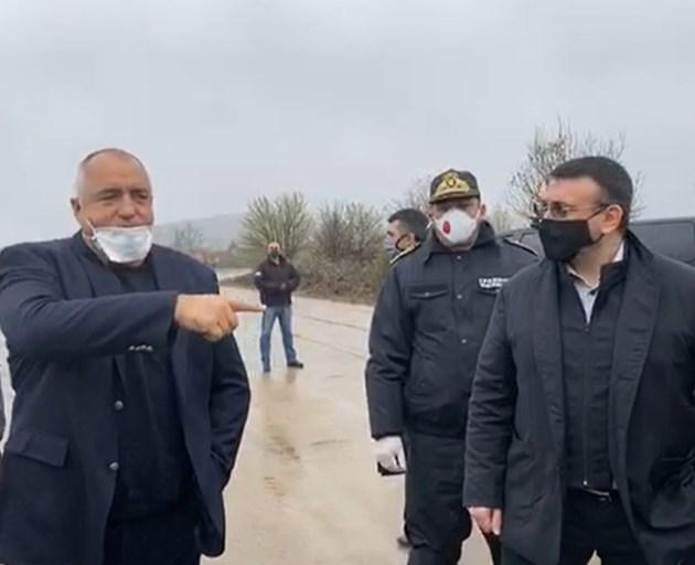 Български тирове да поемат европейските товари към Турция, предлага Борисов (Видео)