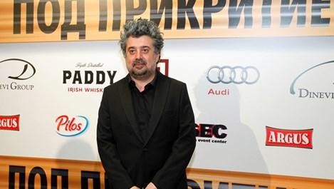 Митовски с нов криминален сериал