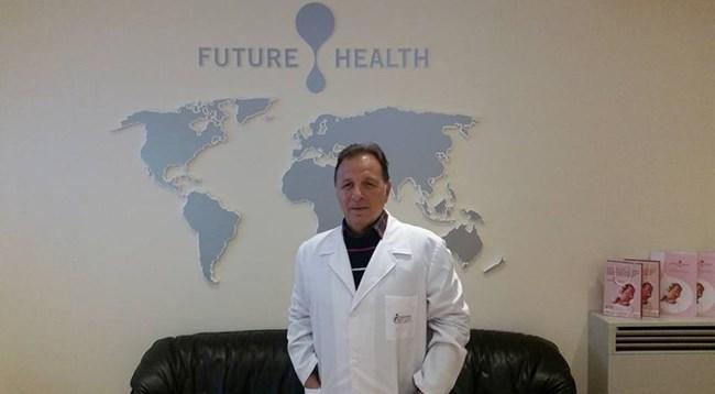 Д-р Емил Филипов - Медицински директор на МЦ Афродита, отговорно лице за Future Health Bulgaria