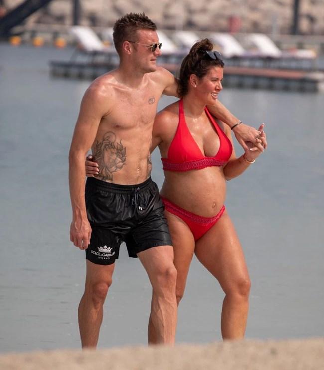 Ребека Варди е бременна с петото си дете
