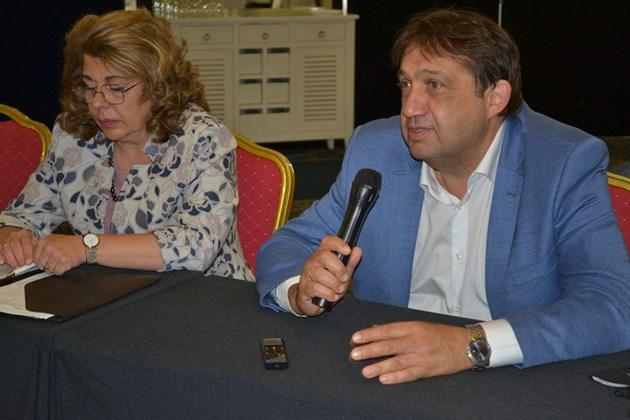 Зам.-министър Шишков: Създаваме кадастрална карта и регистри