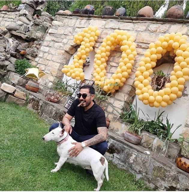 100 Кила вдигна купон за бала