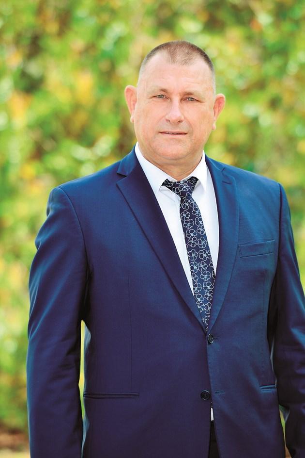 Стайко Стайков, председател на Българската асоциация на собствениците на земеделски земи (БАСЗЗ) Снимка: БАСЗЗ