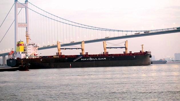 БМФ с още един 45 500-тонен кораб