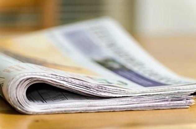 COVID-19 ускорява края на печатните медии в цял свят
