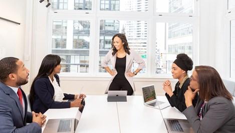 Характеристики на 5-те вида лидери