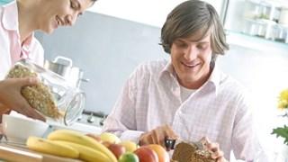 Модната викторианска диета: добри храни на корем