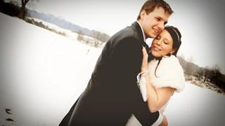 Предимствата на зимната сватба