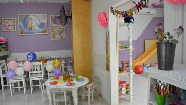"""Детски клуб """"Аристокотките"""" - уют и забавление за хлапетата"""