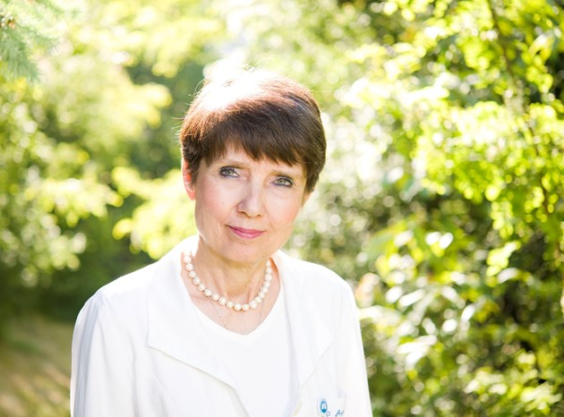 Пулмологът д-р София Ангелова