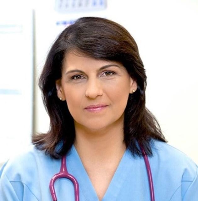 Д-р Радка Масларска