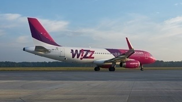 Wizz Air не е отменяла полети или маршрути