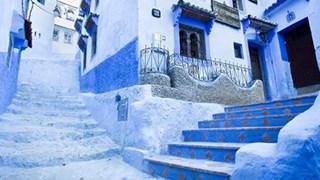 Шефшауен – синьото на Мароко (галерия)