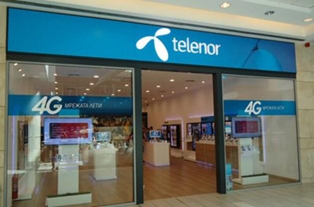"""""""Теленор"""" дава възможност за получаване на допълнителни мегабайти с приложението SmartAd"""