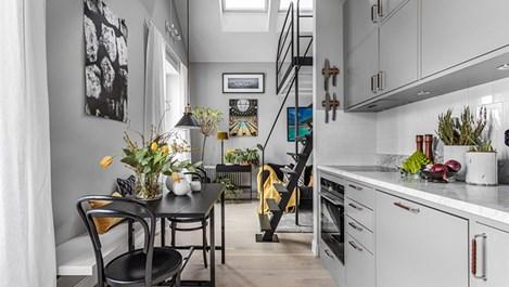 Разчупени идеи в малкото жилище (галерия)