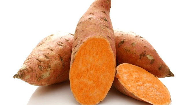 Защо сладките картофи са толкова полезни за бебето ви