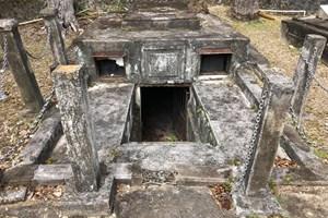 Гробницата на нещастната фамилия Чейс днес е празна и всеки може да надникне в нея