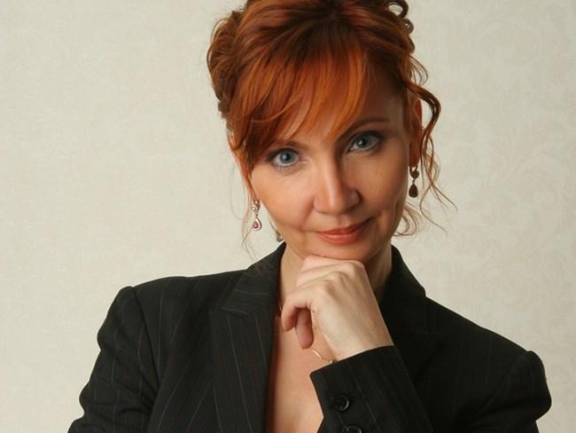 Биологът и психолог Лариса Ренар