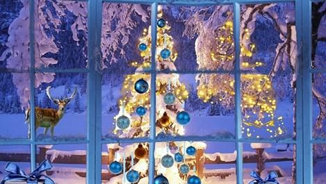 Коледа по Фън Шуй: елхата трябва да е далеч от вратата