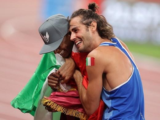 За първи път в историята двама олимпийски