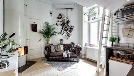 Шик в малкото жилище (галерия)