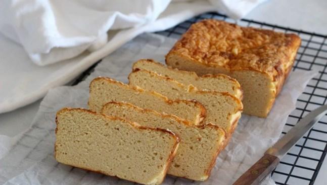Домашен хляб от карфиол без глутен