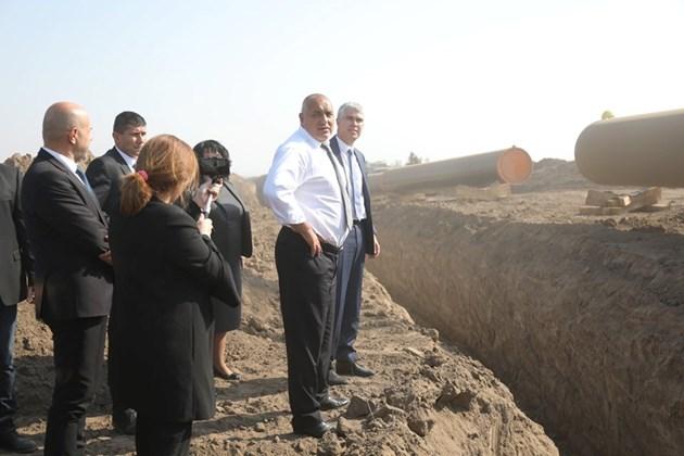 Борисов: Строим 2  газови магистрали, ще имаме най-ниски цени в региона