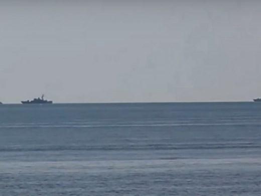 Целия шаб на ВМС на крак в Шабла заради черната кутия на самолета
