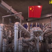 """В Китай разработват """"изкуствено слънце"""" (Видео)"""