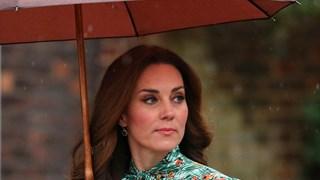 Кейт облече рокля, напомняща на Даяна (снимки)