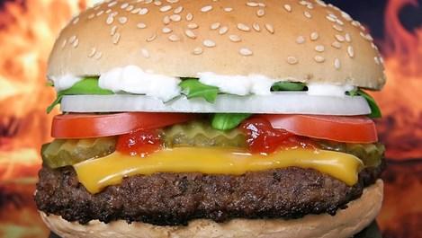 Само един чийзбургер може да предизвика диабет