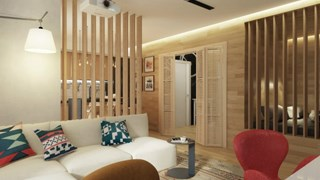 Функционалност в малкото жилище (галерия)
