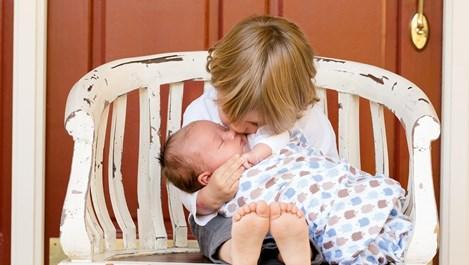 Каква е идеалната разлика между първо и второ дете