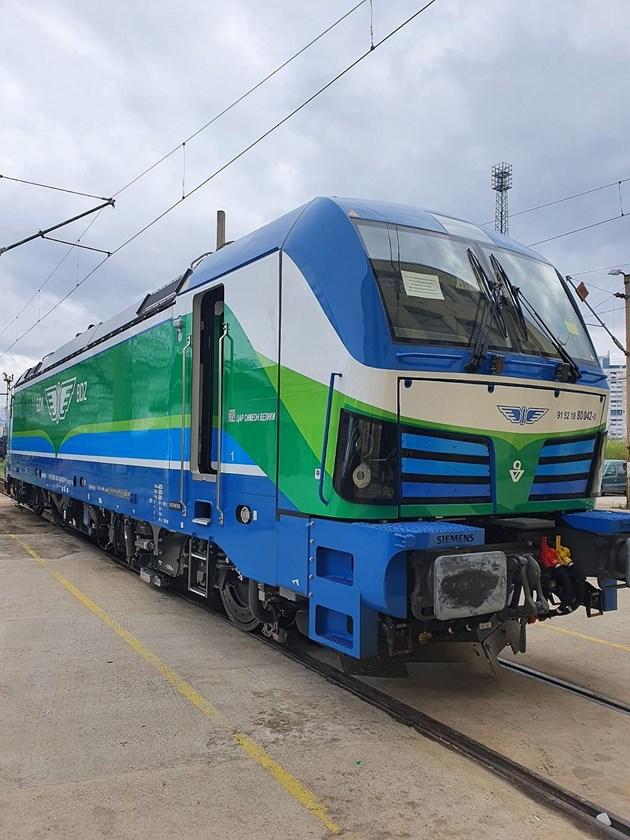 Нови четири локомотива Смартрон вече са в движение