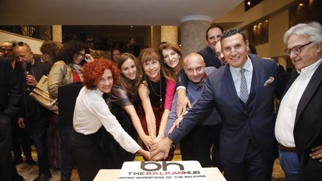"""""""Интерпартнерс груп""""  и още 6 агенции  създадоха  Балкански хъб"""