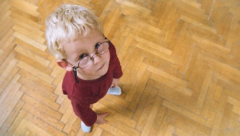 Очният преглед е много важен и за най-малките
