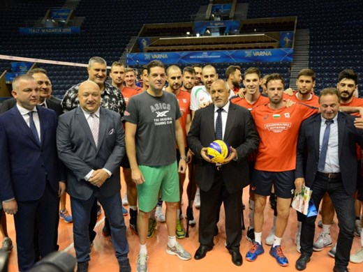 Федерацията по волейбол подкрепи правителството