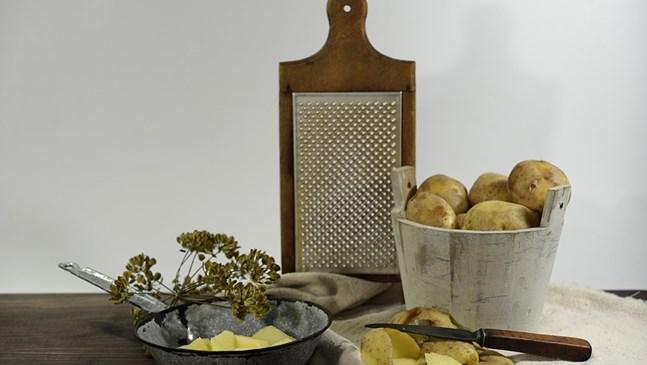 Пюре от пуешко месо и картофи