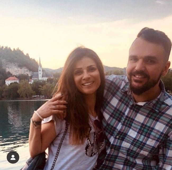 Владимир Ампов-Графа и съпругата му Мария са на почивка в Тоскана.