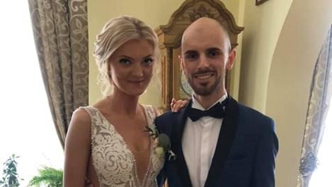 Влади Зографски се ожени