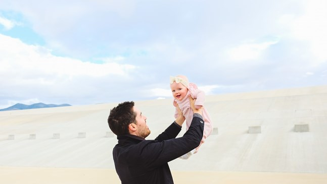 Oбразът на перфектния мъж се оформя в съзнанието на дъщеря ви на 4-годишна възраст