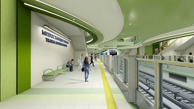 """2022 г.: започва строителството на метрото през """"Хаджи Димитър"""""""